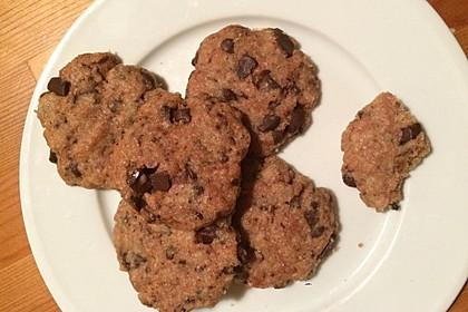 Schoko-Cookies vegan 28