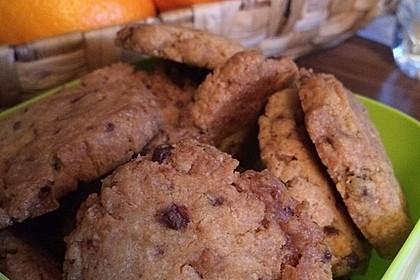 Schoko-Cookies vegan 29