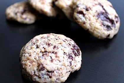 Schoko-Cookies vegan 3