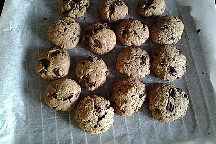 Schoko-Cookies vegan 14