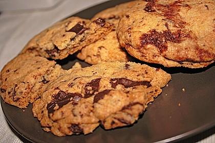 Schoko-Cookies vegan 17