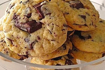 Schoko-Cookies vegan 10
