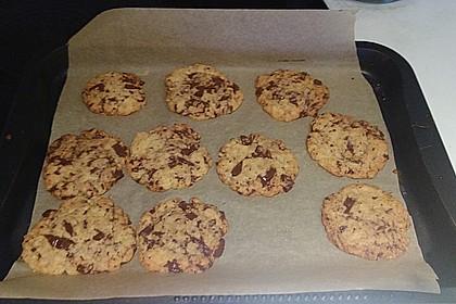 Schoko-Cookies vegan 16