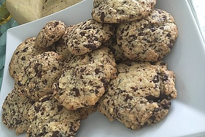 Schoko-Cookies vegan 2