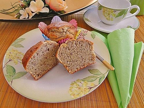 amaranth mandel muffins rezept mit bild von backmouse. Black Bedroom Furniture Sets. Home Design Ideas