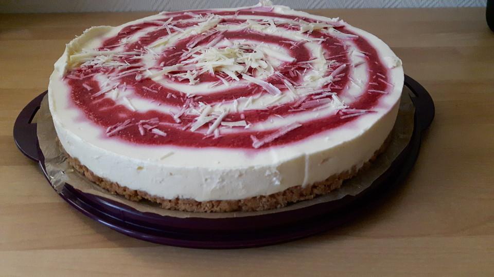 Weisse Lady Creme Fraiche Torte Von Pegasus61 Chefkoch De