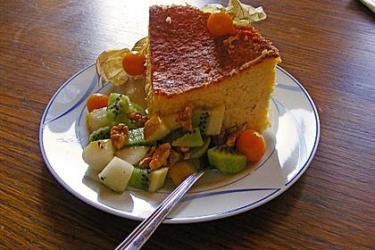 Frischkäse-Kuchen