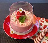 Erdbeer-Schokoladen Mousse