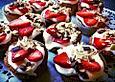 Früchte-Müsli Cupcakes