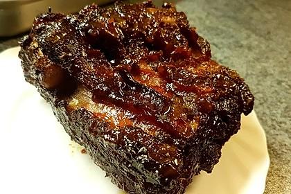 Köstliche BBQ Spareribs für Smoker und Backofen (inkl. Soße und Gewürzmischung) 23