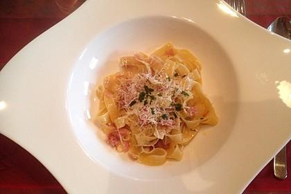 Spaghetti alla carbonara 26