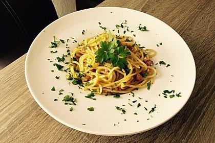 Spaghetti alla carbonara 4