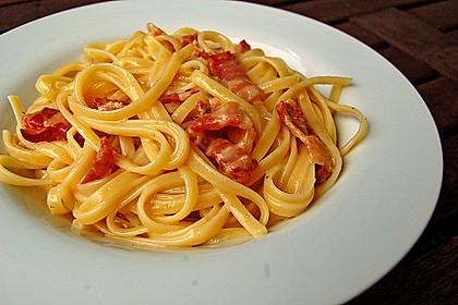 Spaghetti alla carbonara 1