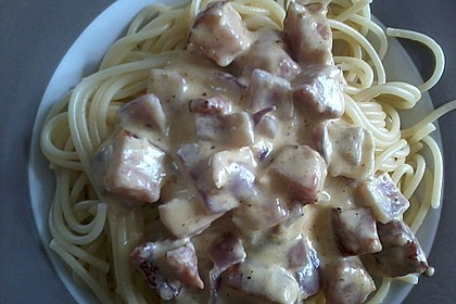 Spaghetti alla carbonara 58