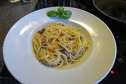Spaghetti alla carbonara 20