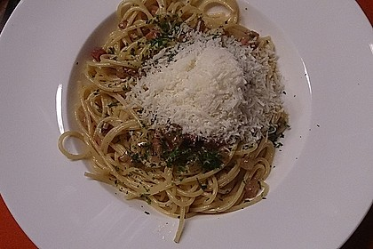 Spaghetti alla carbonara 45