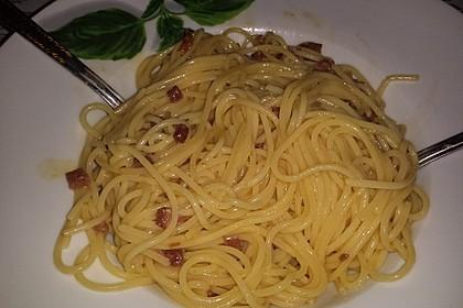 Spaghetti alla carbonara 11