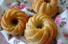 Eierlikör-Rhabarber-Muffins