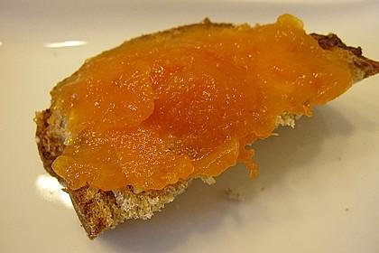 Aprikosen-Ananas-Marmelade mit Amaretto 2