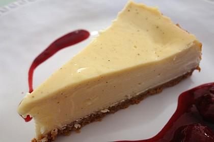 """Amerikanischer New York Cheesecake - so wie der berühmte """"Lindy's Cheesecake"""" in New York 25"""