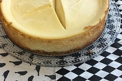 """Amerikanischer New York Cheesecake - so wie der berühmte """"Lindy's Cheesecake"""" in New York 36"""