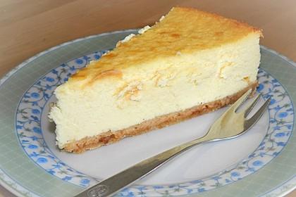 """Amerikanischer New York Cheesecake - so wie der berühmte """"Lindy's Cheesecake"""" in New York 20"""