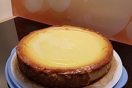 """Amerikanischer New York Cheesecake - so wie der berühmte """"Lindy's Cheesecake"""" in New York 6"""