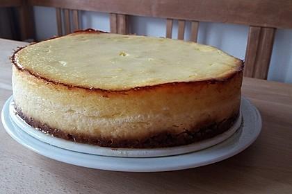 """Amerikanischer New York Cheesecake - so wie der berühmte """"Lindy's Cheesecake"""" in New York 23"""