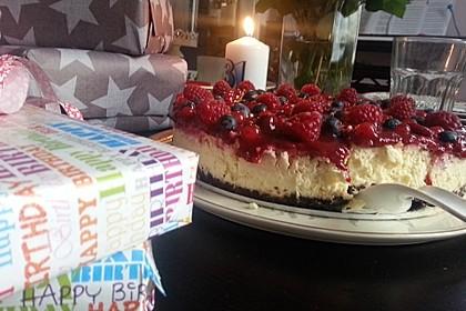 """Amerikanischer New York Cheesecake - so wie der berühmte """"Lindy's Cheesecake"""" in New York 35"""