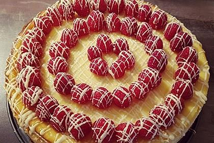 """Amerikanischer New York Cheesecake - so wie der berühmte """"Lindy's Cheesecake"""" in New York 17"""