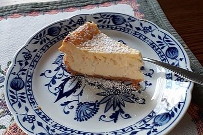 """Amerikanischer New York Cheesecake - so wie der berühmte """"Lindy's Cheesecake"""" in New York 8"""