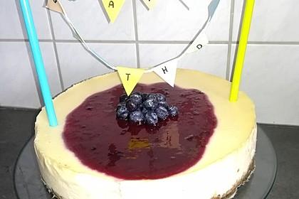 """Amerikanischer New York Cheesecake - so wie der berühmte """"Lindy's Cheesecake"""" in New York 62"""