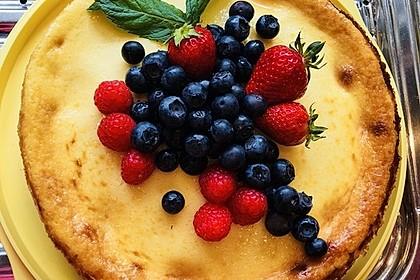 """Amerikanischer New York Cheesecake - so wie der berühmte """"Lindy's Cheesecake"""" in New York 45"""