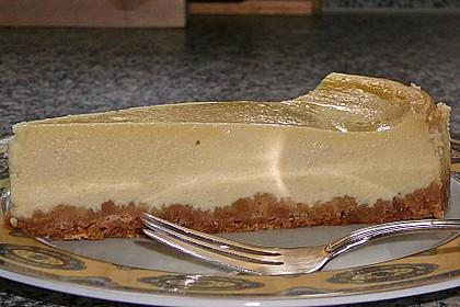 """Amerikanischer New York Cheesecake - so wie der berühmte """"Lindy's Cheesecake"""" in New York 3"""