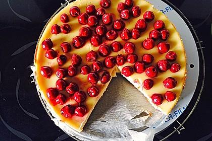 """Amerikanischer New York Cheesecake - so wie der berühmte """"Lindy's Cheesecake"""" in New York 33"""