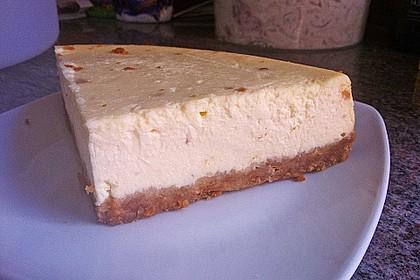 """Amerikanischer New York Cheesecake - so wie der berühmte """"Lindy's Cheesecake"""" in New York 46"""