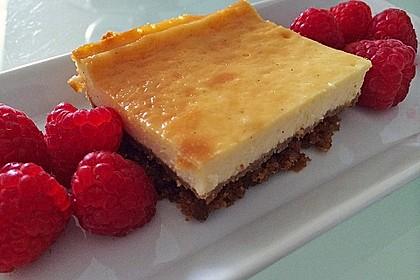 """Amerikanischer New York Cheesecake - so wie der berühmte """"Lindy's Cheesecake"""" in New York 26"""