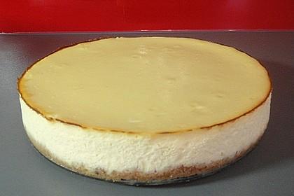 """Amerikanischer New York Cheesecake - so wie der berühmte """"Lindy's Cheesecake"""" in New York 19"""