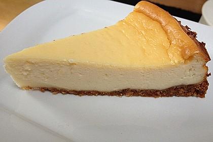 """Amerikanischer New York Cheesecake - so wie der berühmte """"Lindy's Cheesecake"""" in New York 24"""