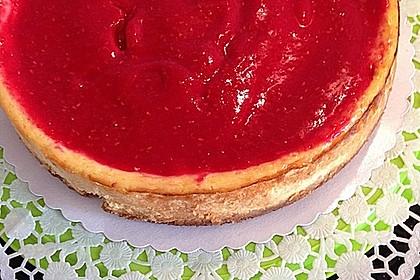 """Amerikanischer New York Cheesecake - so wie der berühmte """"Lindy's Cheesecake"""" in New York 49"""