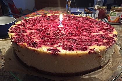 """Amerikanischer New York Cheesecake - so wie der berühmte """"Lindy's Cheesecake"""" in New York 42"""
