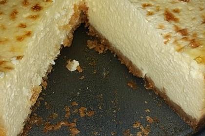 """Amerikanischer New York Cheesecake - so wie der berühmte """"Lindy's Cheesecake"""" in New York 51"""