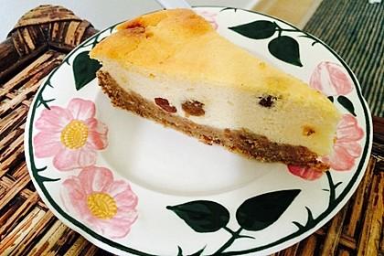 """Amerikanischer New York Cheesecake - so wie der berühmte """"Lindy's Cheesecake"""" in New York 40"""