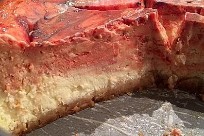 """Amerikanischer New York Cheesecake - so wie der berühmte """"Lindy's Cheesecake"""" in New York 70"""