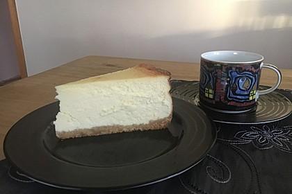 """Amerikanischer New York Cheesecake - so wie der berühmte """"Lindy's Cheesecake"""" in New York 15"""
