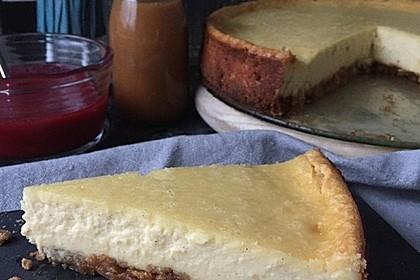 """Amerikanischer New York Cheesecake - so wie der berühmte """"Lindy's Cheesecake"""" in New York 34"""
