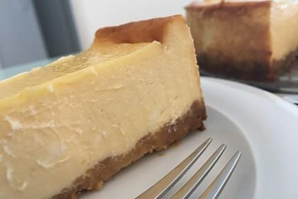 """Amerikanischer New York Cheesecake - so wie der berühmte """"Lindy's Cheesecake"""" in New York 16"""