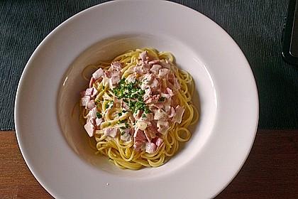 Spaghetti Carbonara Speciale 1