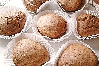 Skinny Banana Nut Muffins 5