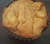 Low Carb Kokos-Apfelmuffins